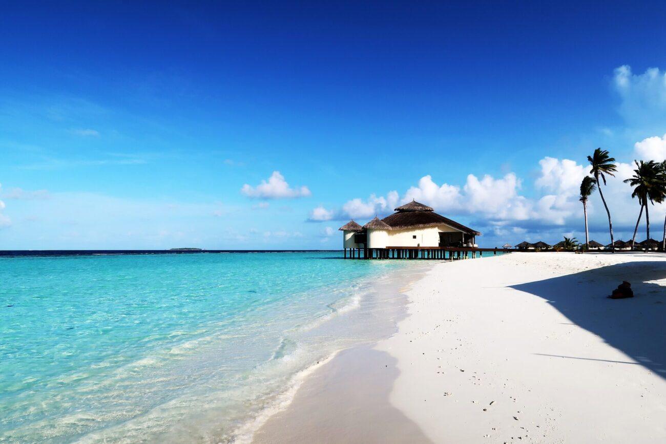 Desapego para viajar na praia
