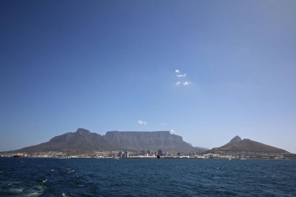 O que fazer em Cape Town: visitar a Table Mountain
