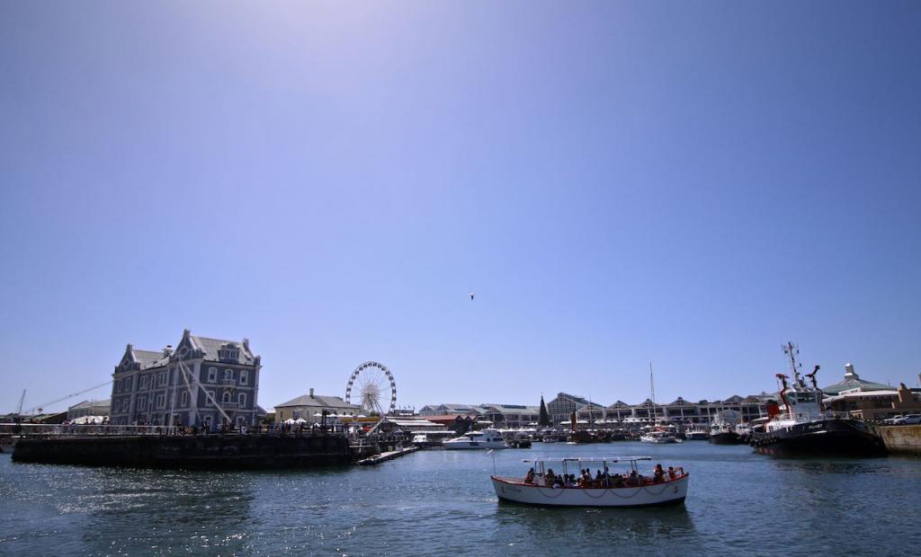 O que fazer em Cape Town: passear pelo V&A Waterfront
