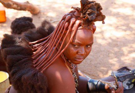 TRIBO HIMBA: CURIOSIDADES DA NAMÍBIA