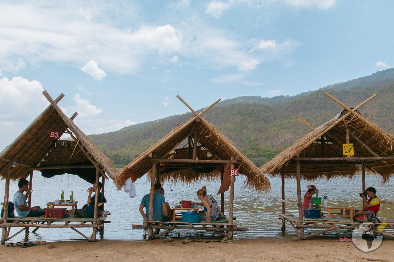 O que fazer em Chiang Mai_lago