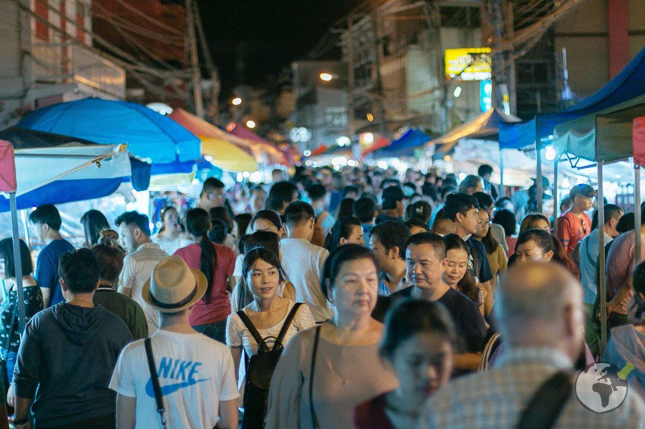O que fazer em Chiang Mai_market