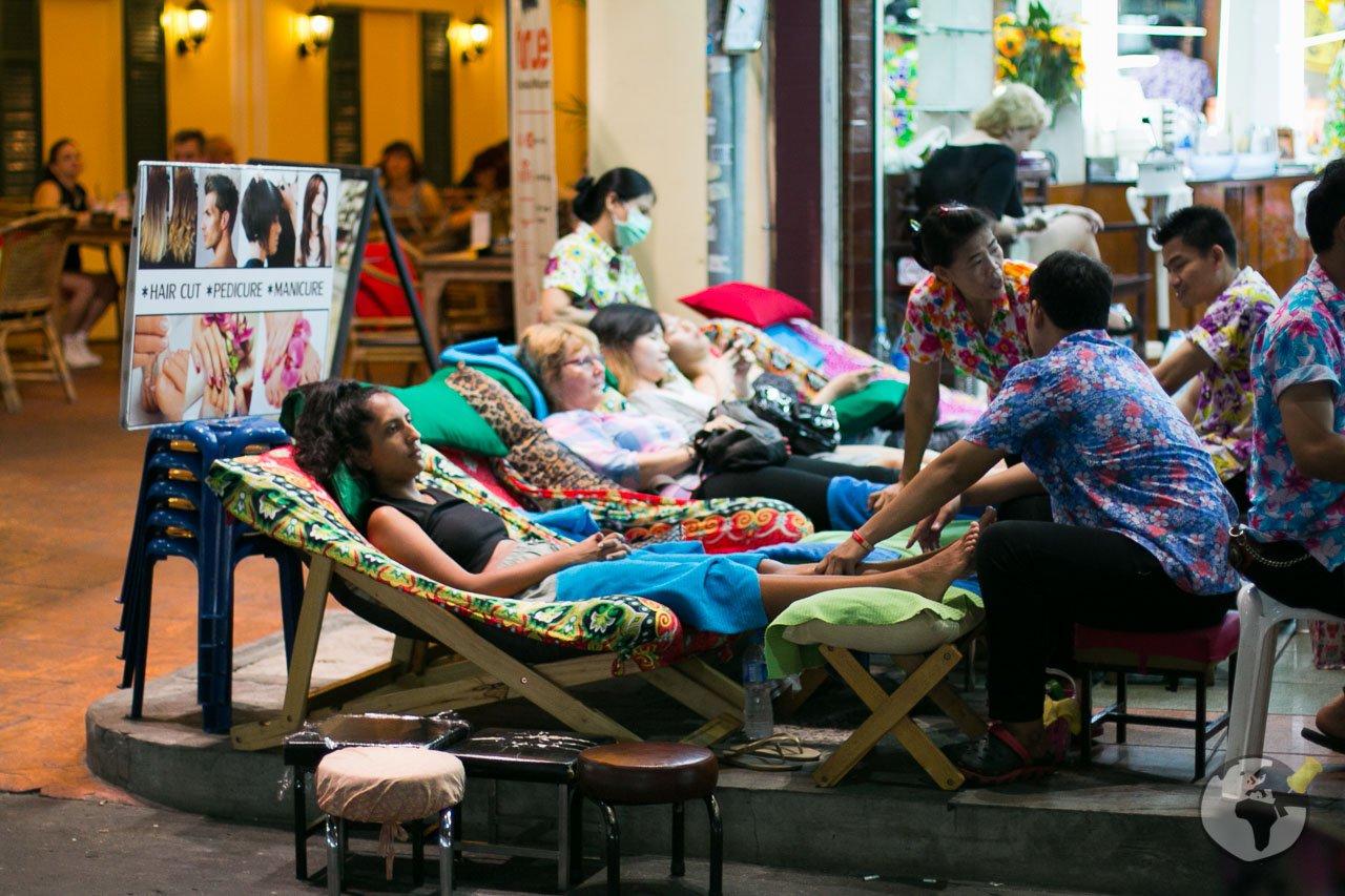 O que fazer em Chiang Mai_massagem
