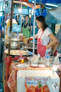 O que fazer em Chiang Mai_street food