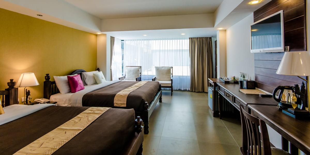 chiang mai: hotel golden bell