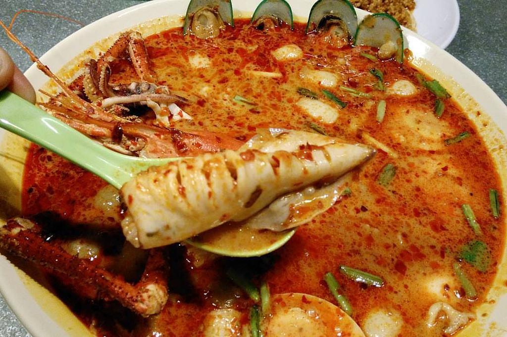comida tailandesa : tom yam