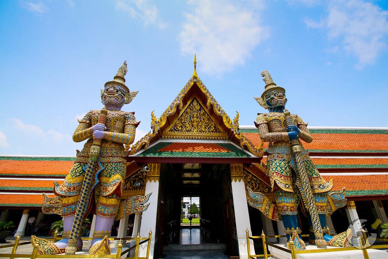 O que fazer em Bangkok : visitar o Grand Palace