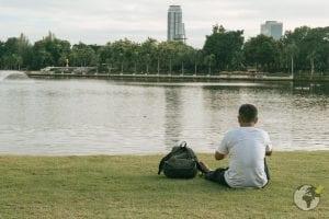 O que fazer em Bangkok : passear pelo Lumphini Park