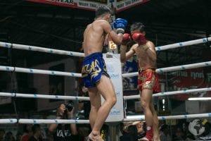 O que fazer em Bangkok : assistir uma luta de Muay Thai