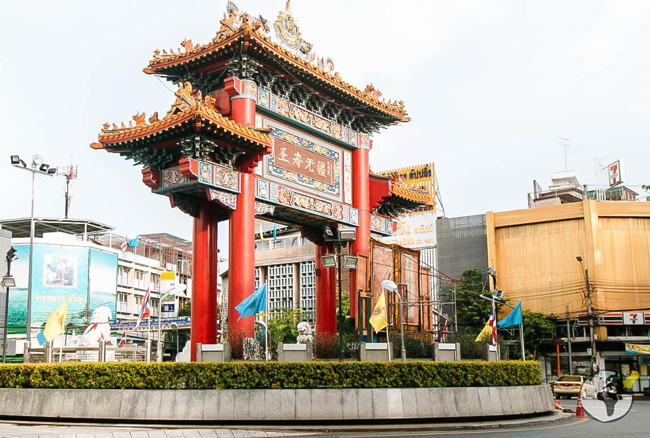 o que fazer em bangkok: chinatown