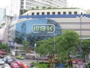 o que fazer em bangkok : compras no mbk shopping