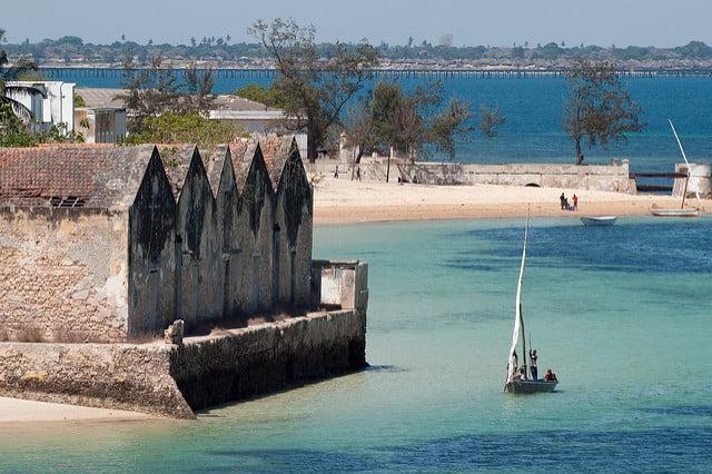 turismo em Moçambique