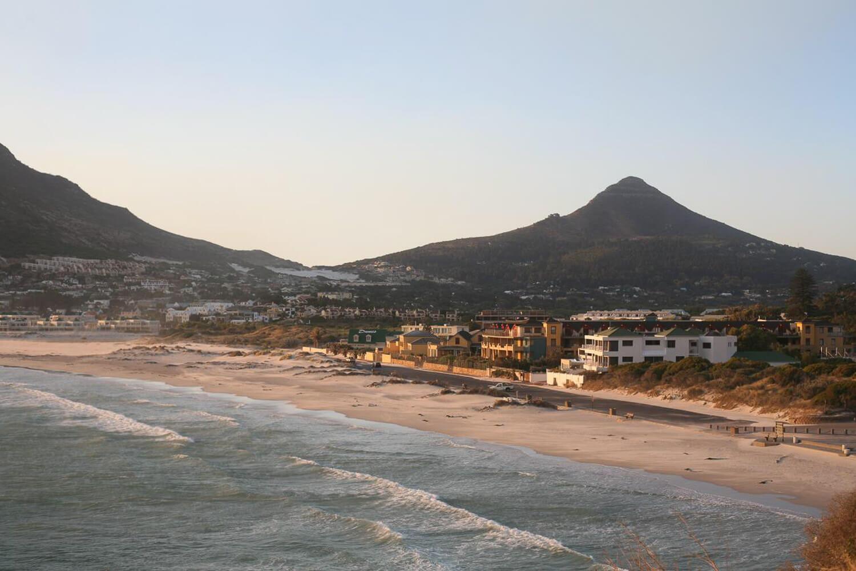 Praias de Cape Town - Hout Bay Beach