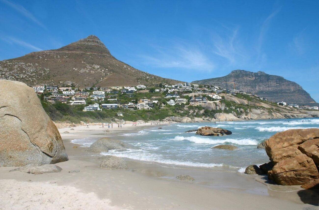 Praias de Cape Town - Llandudno Beach