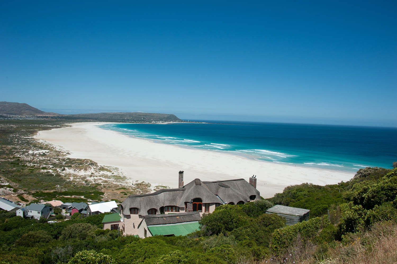 Praias de Cape Town - Noordhoek Beach