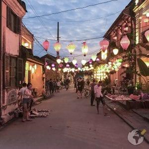Centro Antigo de Hoi An