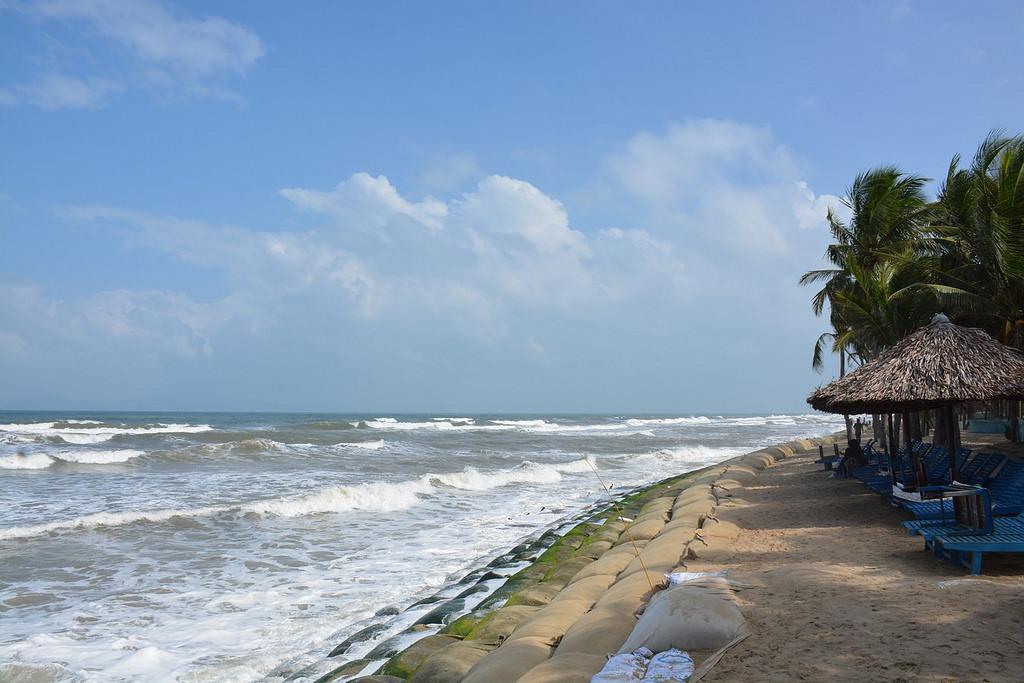 Praia de Cua Dai, em Hoi An. Foto: Paul Arps/ CC BY