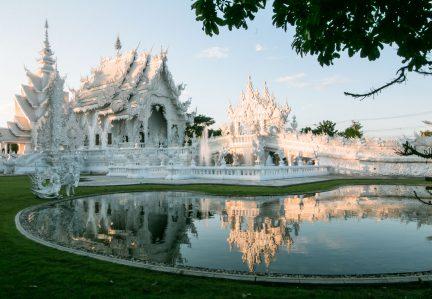 TAILÂNDIA: CONHEÇA O TEMPLO BRANCO DE CHIANG RAI