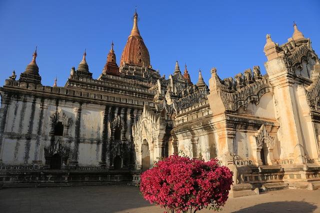 Templos de Bagan: Ananda Temple