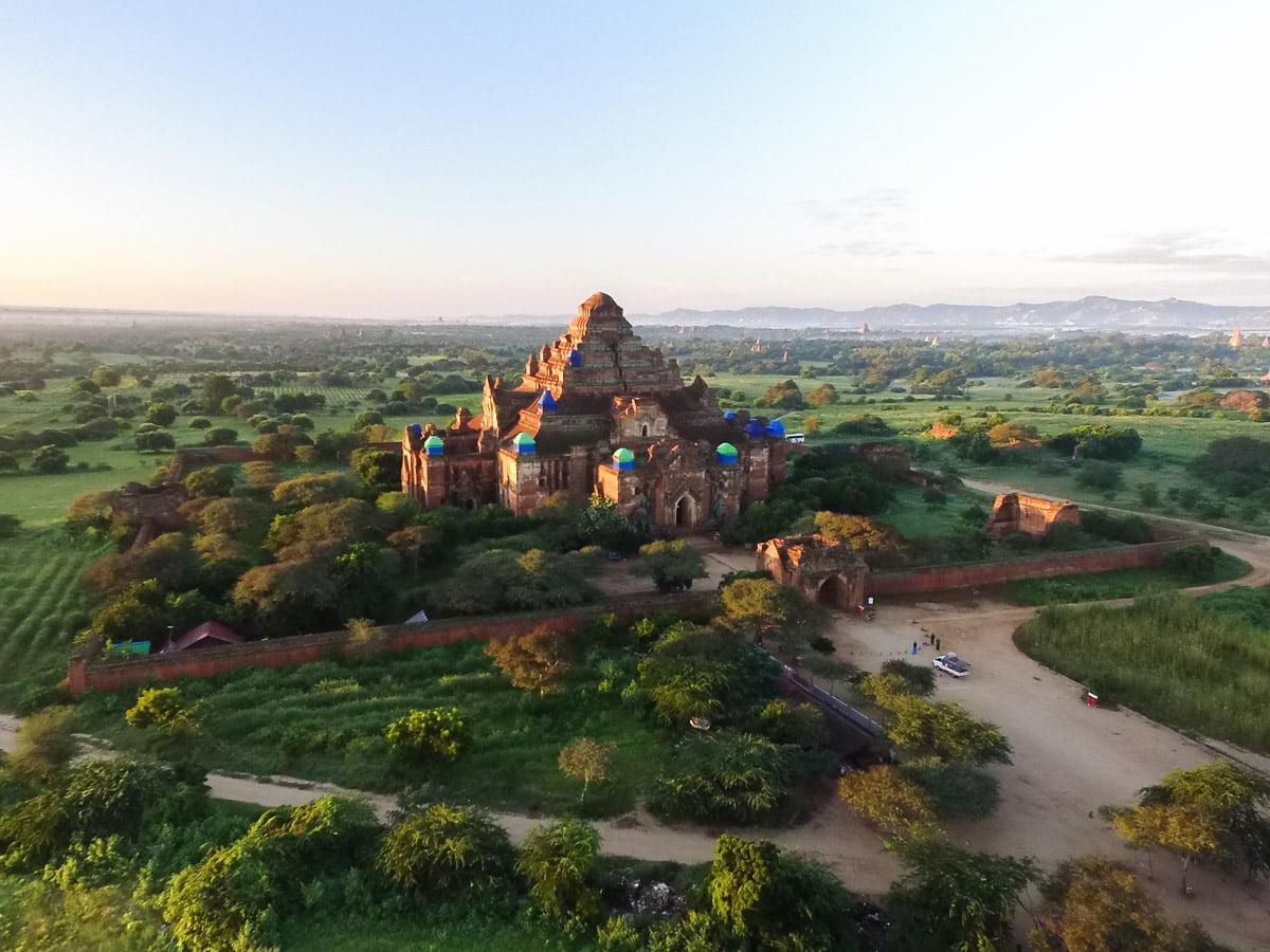 Templos de Bagan: Dhammayangyi Temple