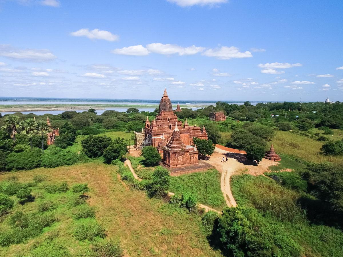 Templos de bagan: Templos de Bagan: Gubyaukgyi (Myinkaba)