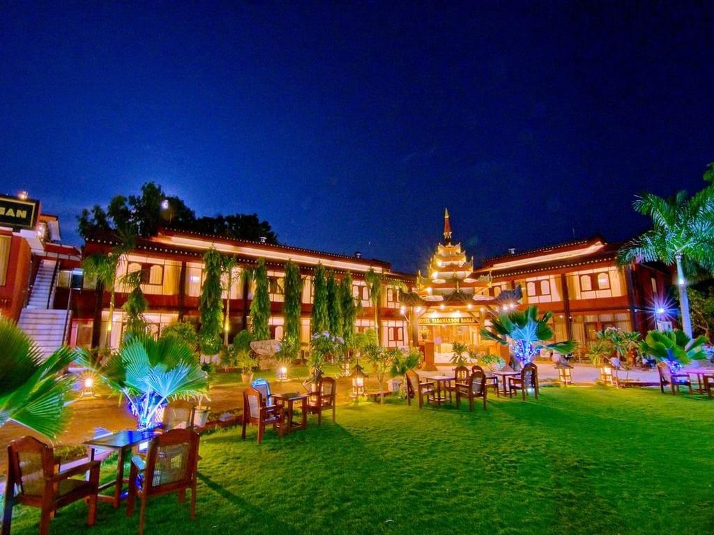 Templos de Bagan - Hotel Yadanarbon Bagan