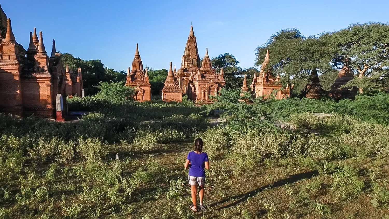 Templos de Bagan - Outros