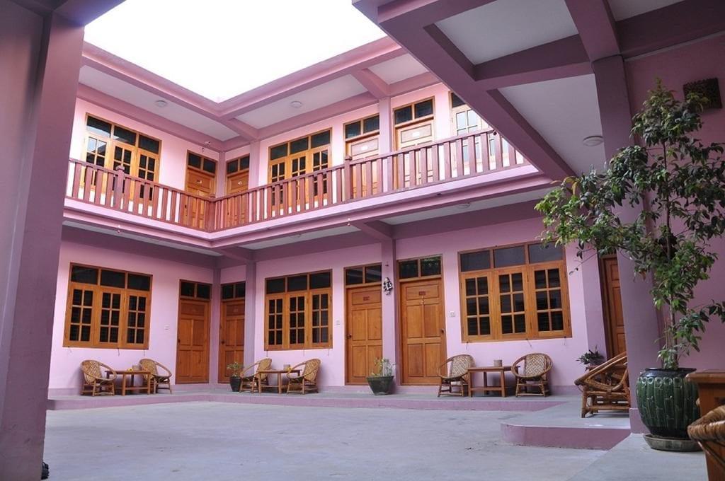 Templos de Bagan - Shwe Nadi Guest House