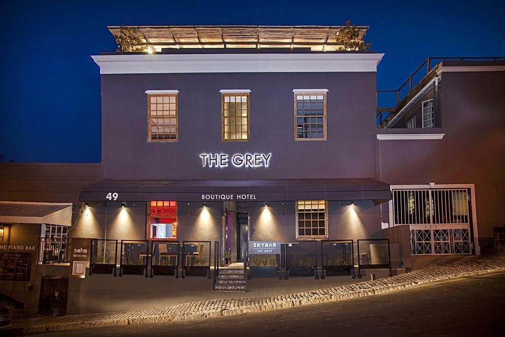 onde ficar em cape town: the grey hotel