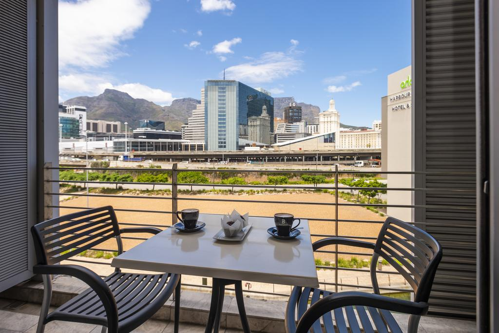 onde ficar em Cape Town: Harbour Bridge