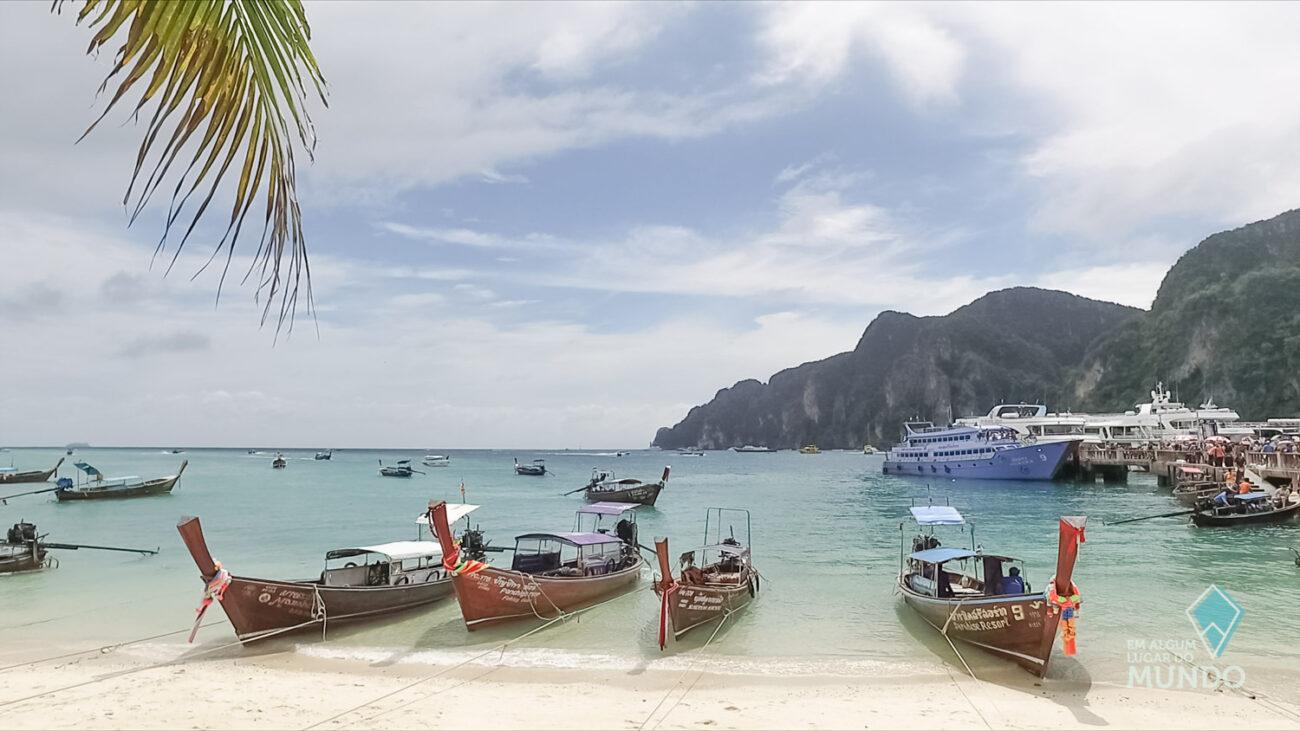 Ilhas Phi Phi - Pier