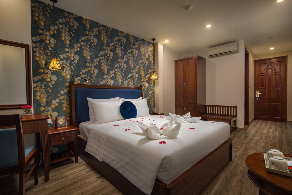 Onde se hospedar em Hanoi Vietna: Holiday Emerald Hotel