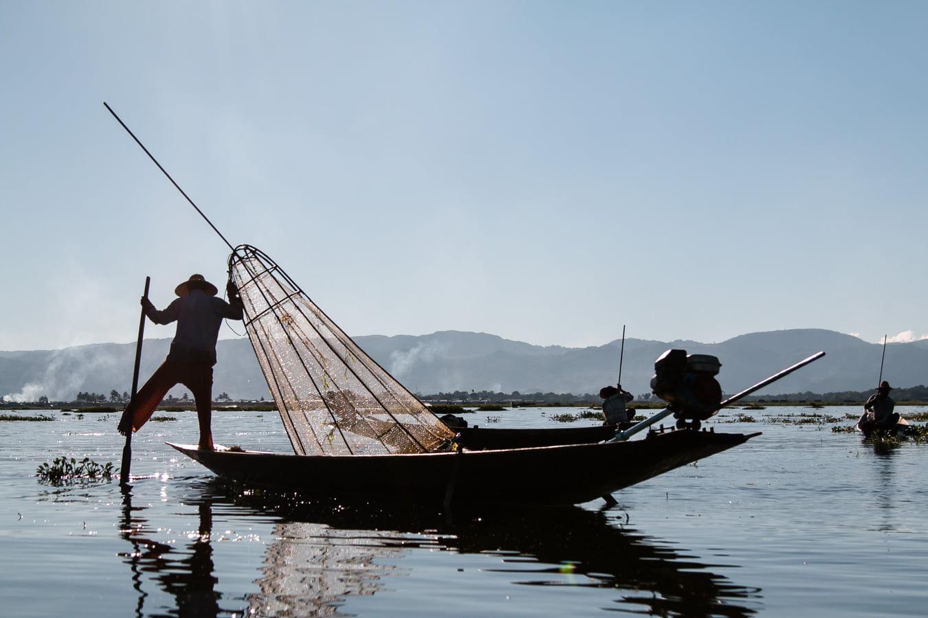 10 lugares pra visitar no Myanmar