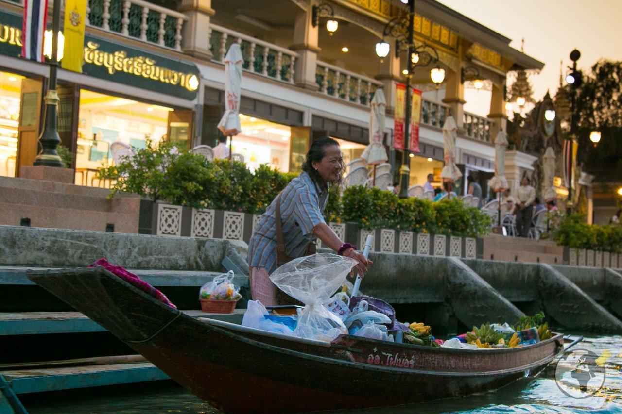 Mercado Flutuante Bangkok Amphawa 3