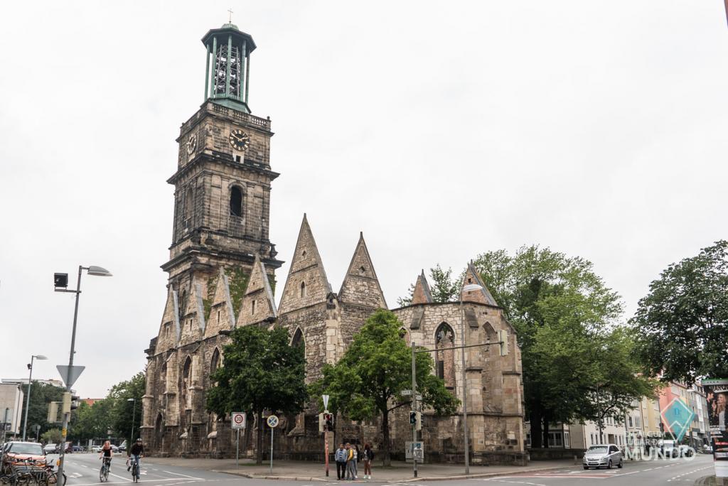 O que fazer em Hannover: Aegidien Kirche