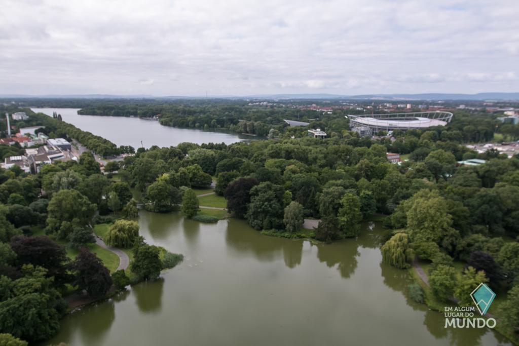 O que fazer em Hannover: Lago Maschsee