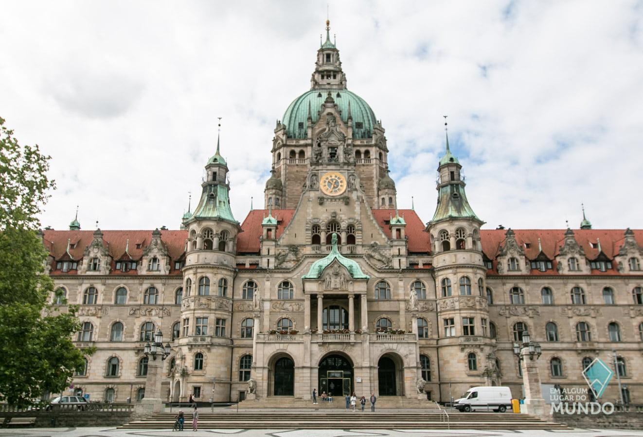 O que fazer em Hannover: New Town Hall