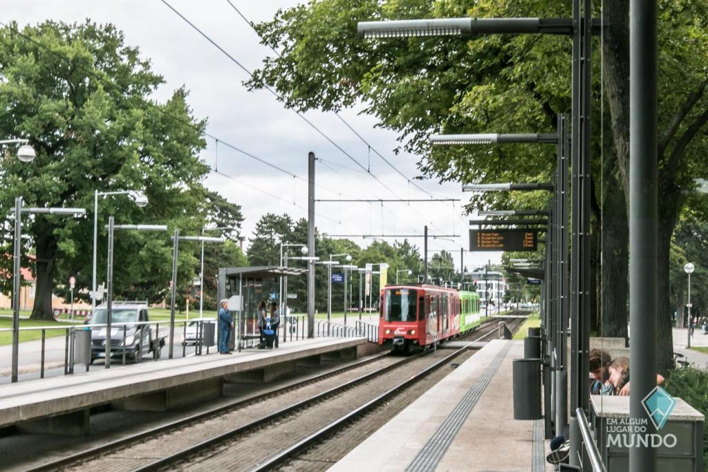 O que fazer em Hannover: Metrô