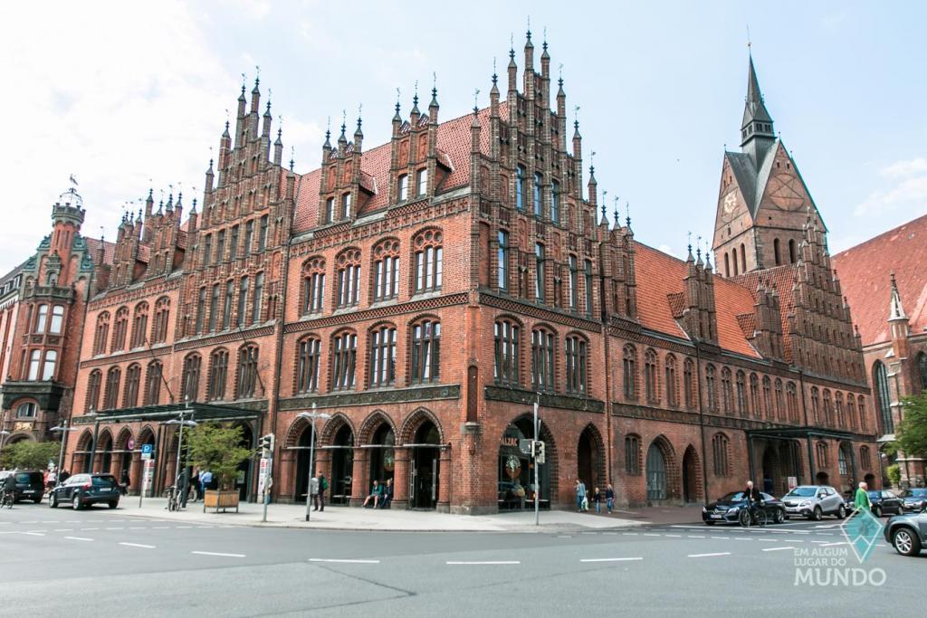 O que fazer em Hannover: Old Town