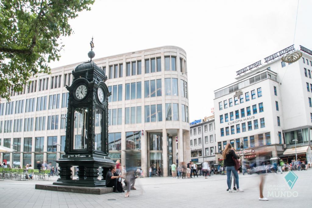 O que fazer em Hannover: Kropcke