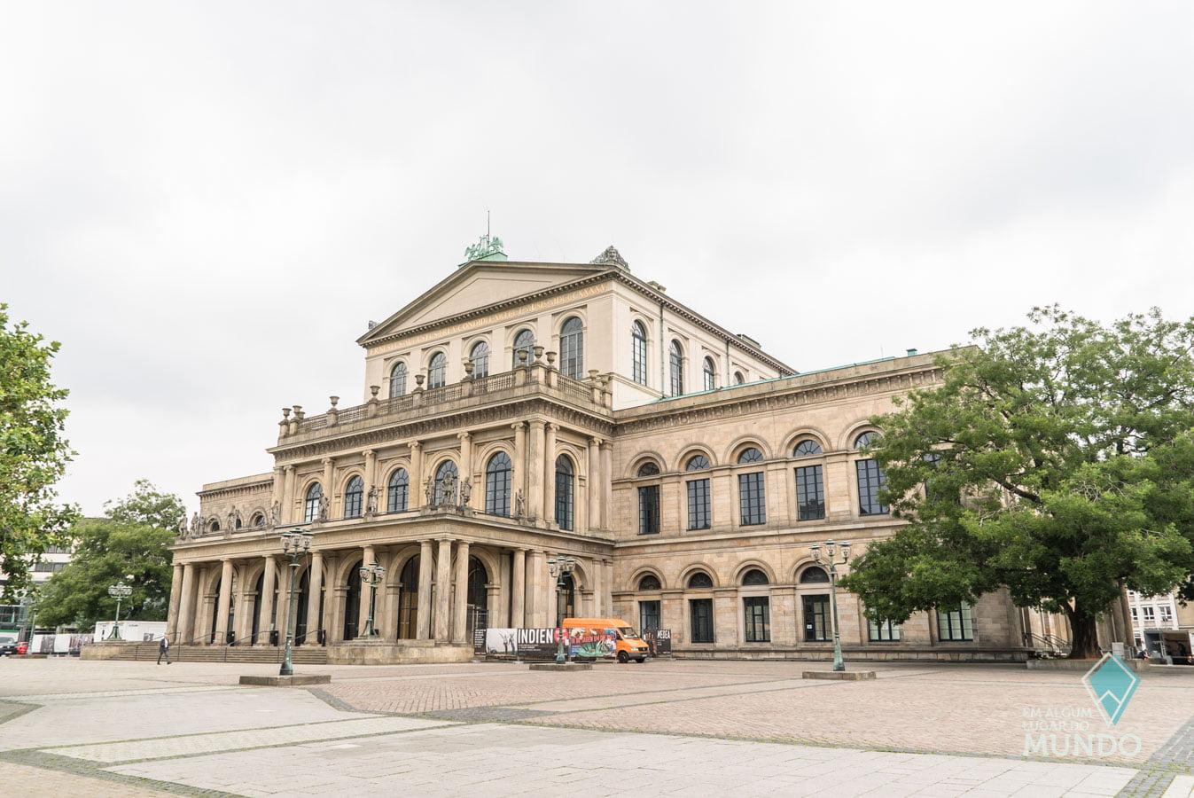 O que fazer em Hannover: Opera House