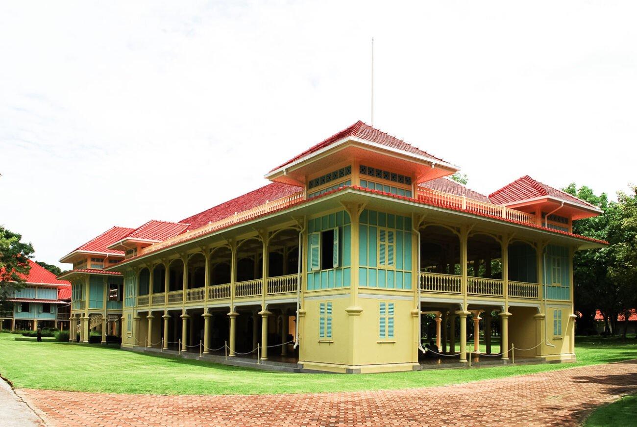 Hua Hin Tailândia - Palácio Real