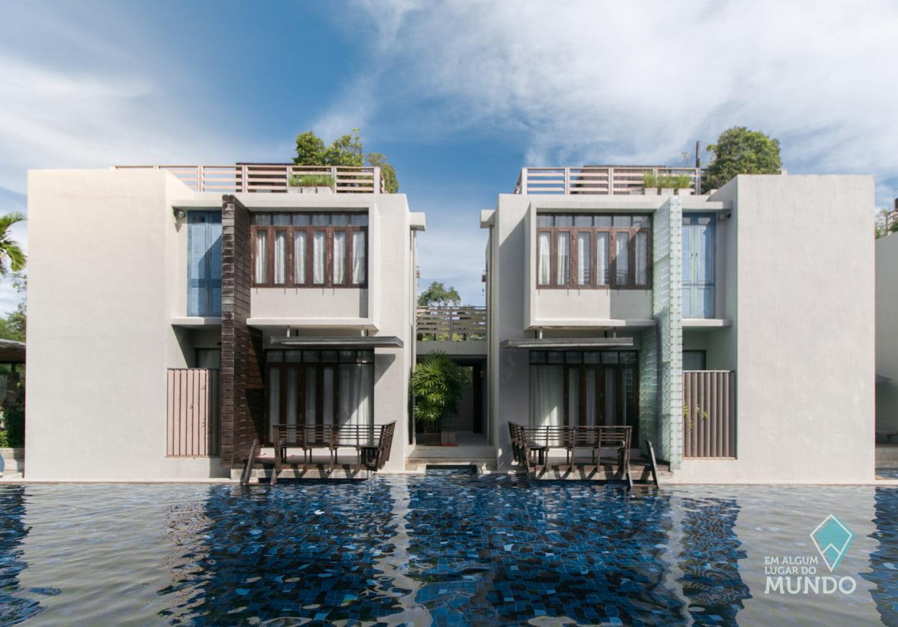 Hua Hin Tailândia - hotel Lets Sea