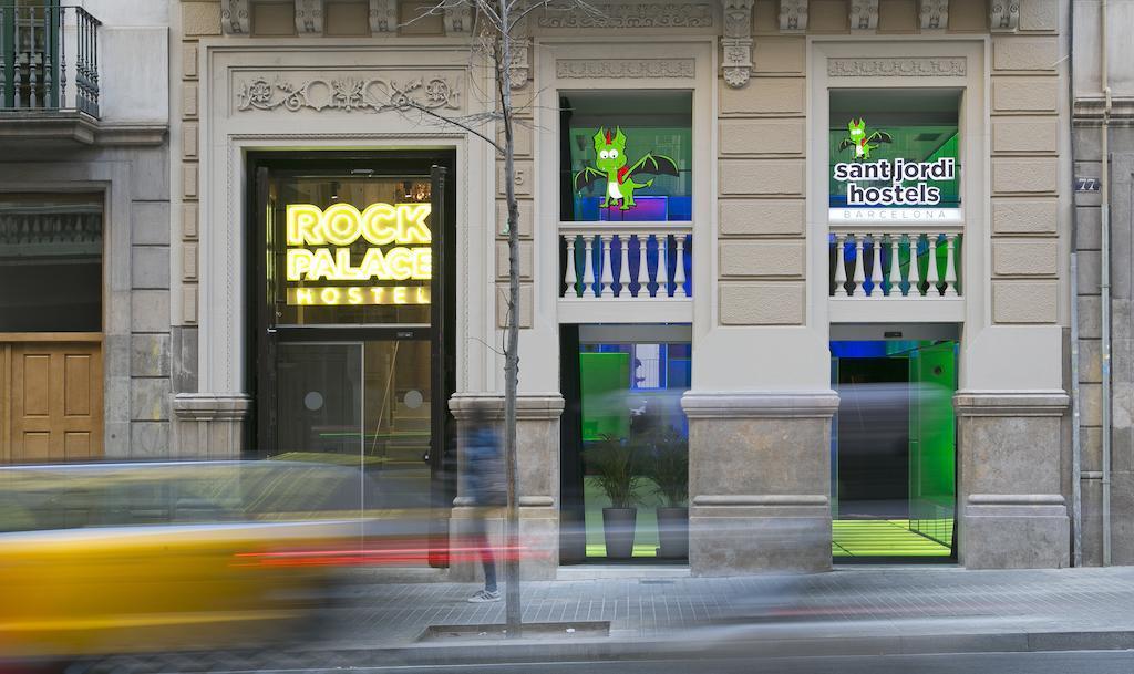 Rock Palace Hostel em Barcelona