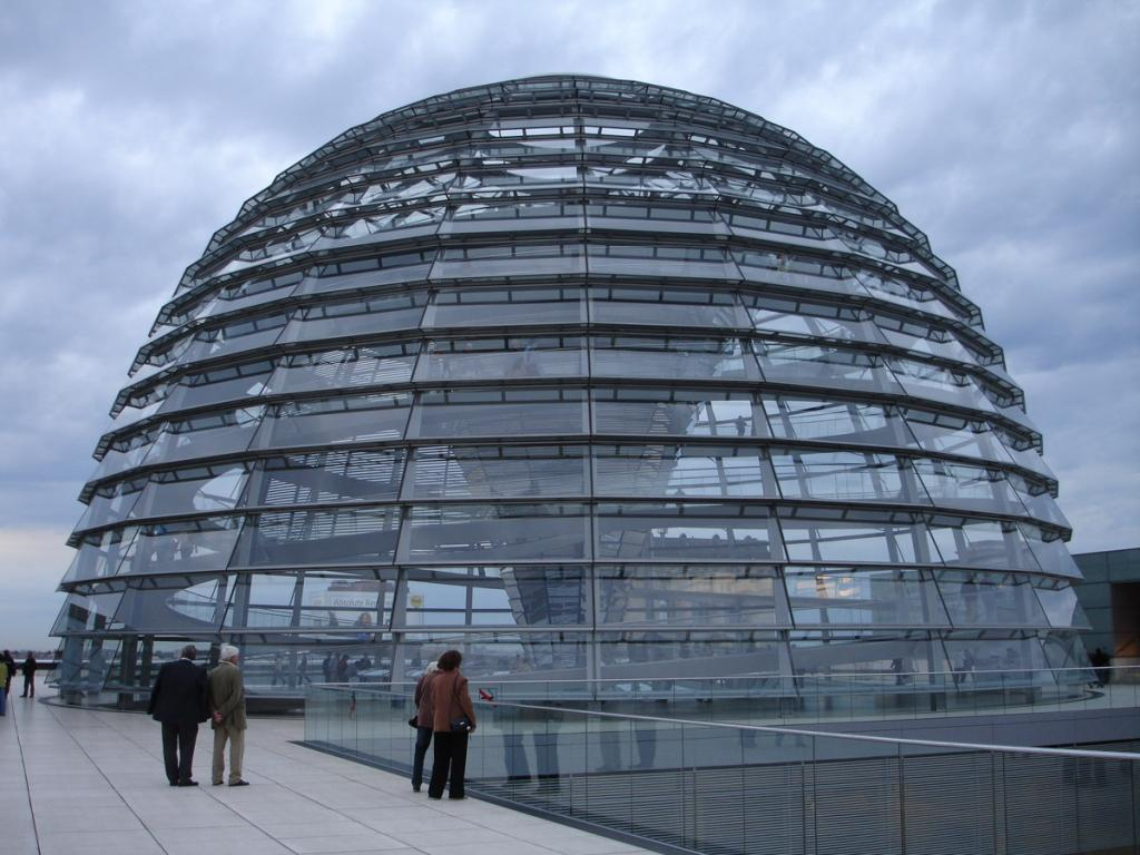 O que fazer em Berlim: Reichstag