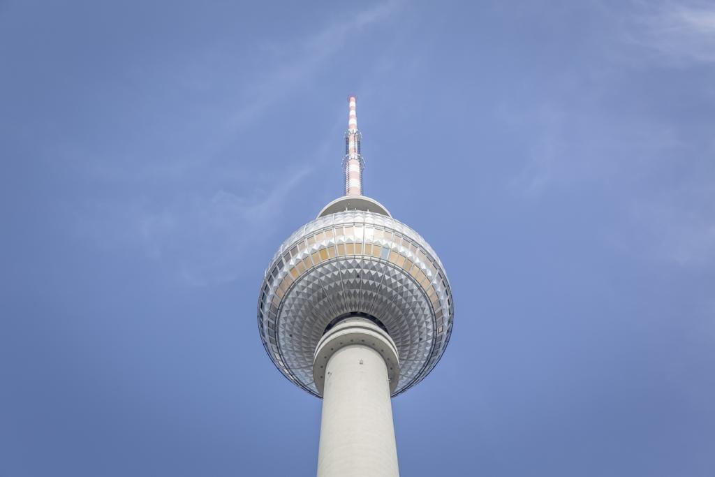 O que fazer em Berlim: Berliner Fernsehturm, a torre de TV em Berlim