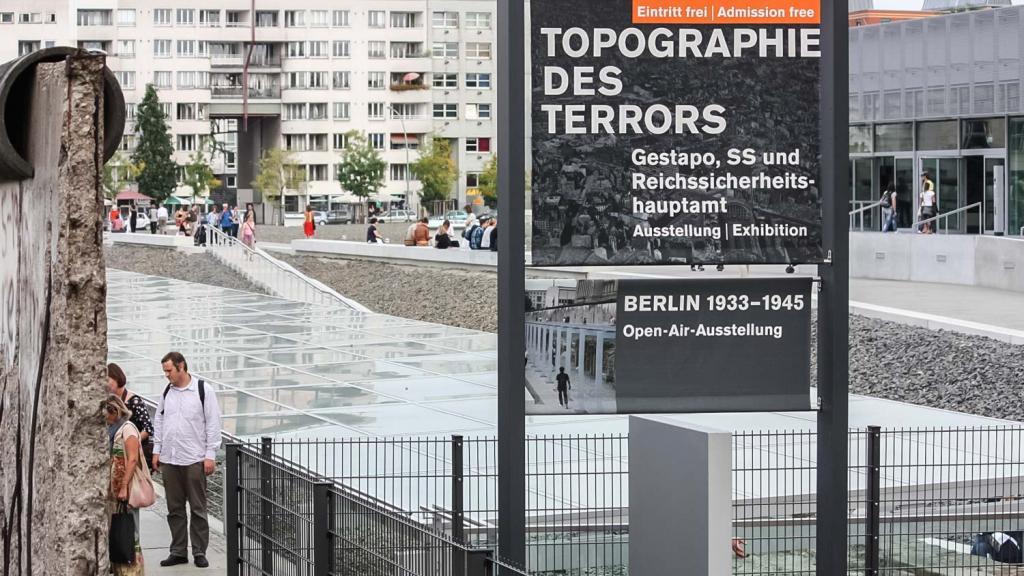 O que fazer em Berlim: Topografia do Terror