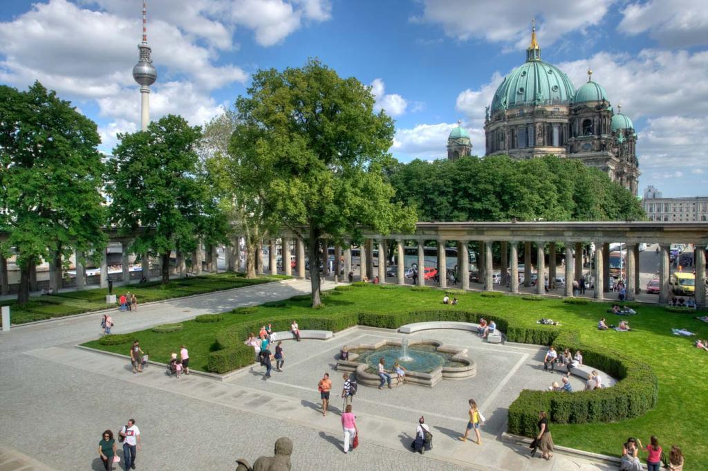 onde ficar em Berlim