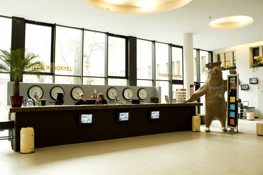onde ficar em Berlim: PLUS Berlin Hostel und Hotel