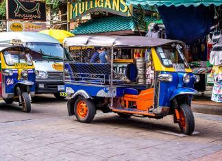 Onde Ficar Bangkok - Capa
